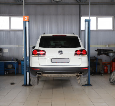 Ремонт Volkswagen Beetle (1C1/9C1/1Y7) в Ростове-на-Дону