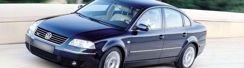 Ремонт Volkswagen Passat B5 рестайлинг в Ростове-на-Дону