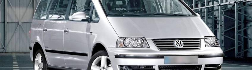 Ремонт Volkswagen Sharan (7M6/7M9) в Ростове-на-Дону