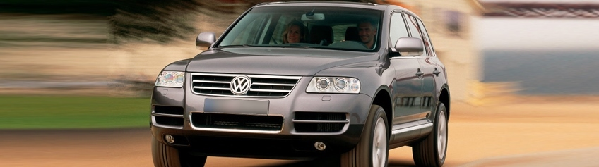 Ремонт Volkswagen Touareg (7LA/7L6) в Ростове-на-Дону